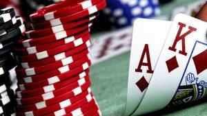 Online casino kuva ja suomenlippu logo